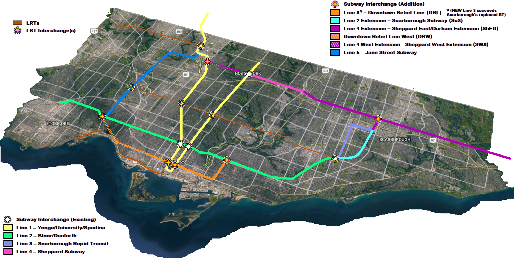 Langenfeld plan to expand subway infrastructure reflective of our world class city status